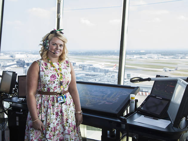 Quit your job, become an... air traffic controller