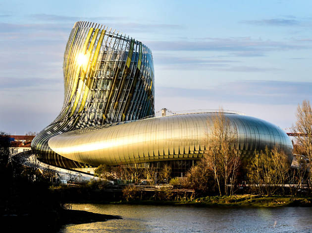City envy: there's a wine theme park in Bordeaux
