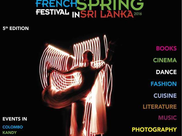 French Spring Festival