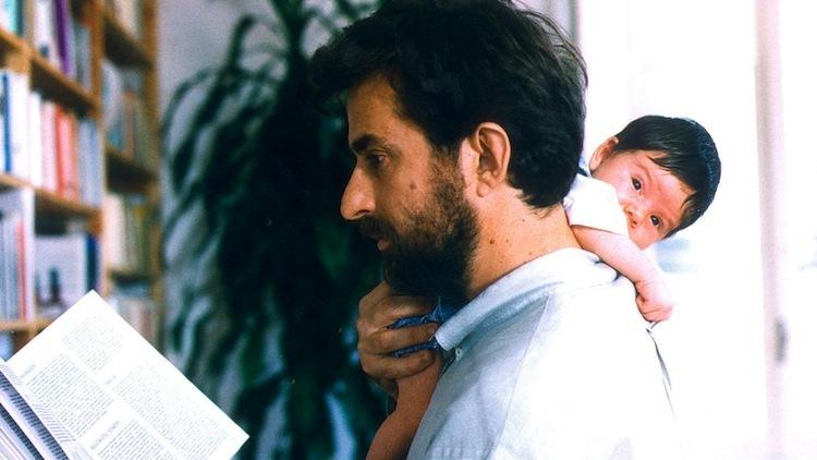 Nanni Moretti dans 'Aprile' (1997) de Nanni Moretti