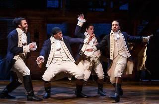 Hamilton, Broadway