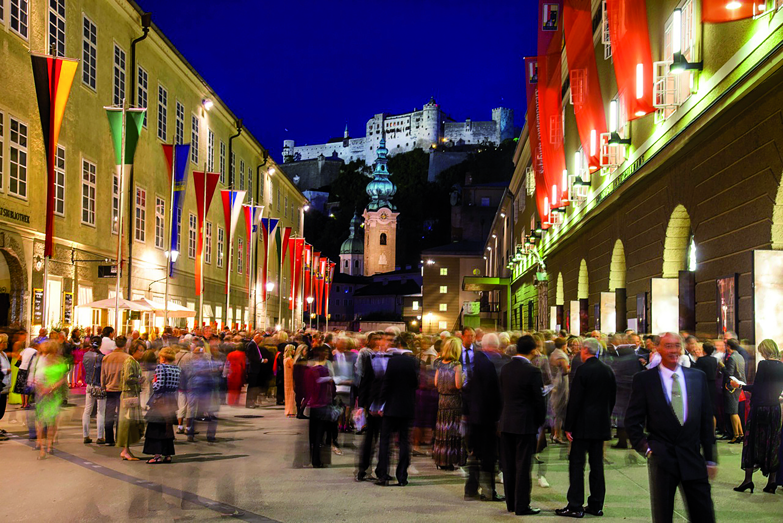 Festival de Salzburgo: La consagración del ángel exterminador
