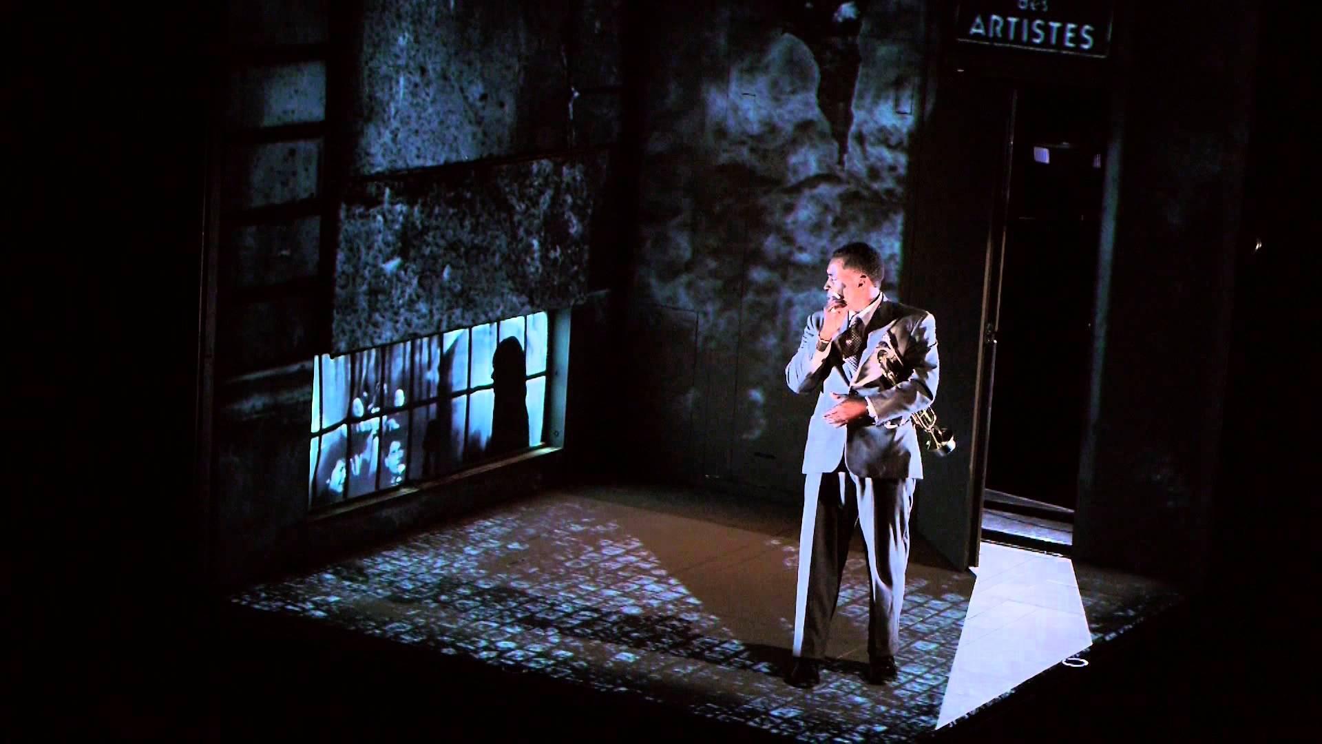 Festival de Teatro de Nápoles: Drogas, literatura y jazz con Robert Lepage