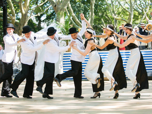 Here's everything new you can expect at the 2016 Jazz Age Lawn Party