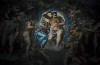 Replica de la capilla sixtina en la Ciudad de México