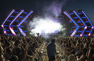 Spring Awakening Music Festival 2016, Friday