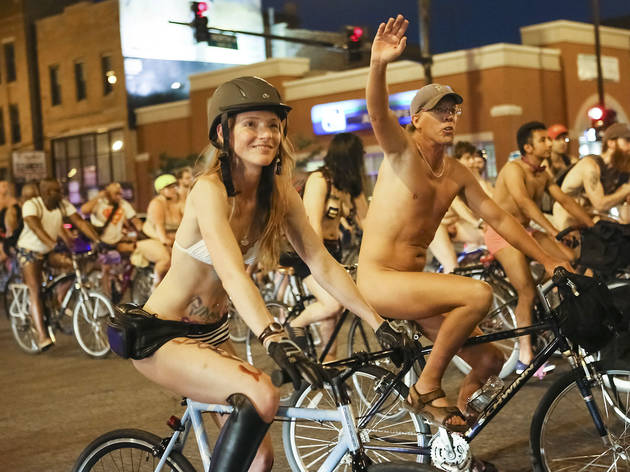 bike parade pictures Nude
