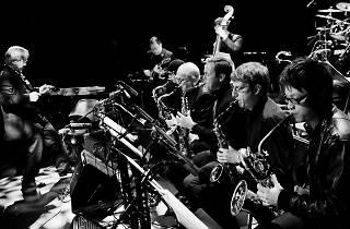 Saturday Night Jazz Orchestra