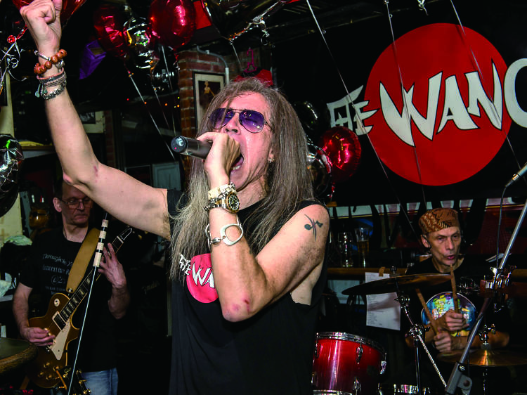 See live bands at The Wanch