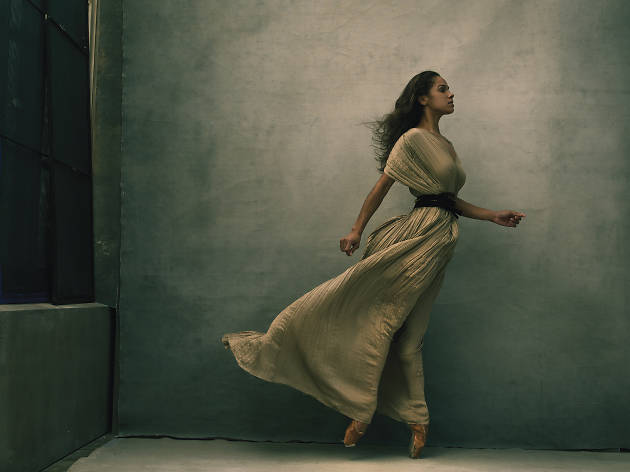 Misty Copeland, NYC 2015;