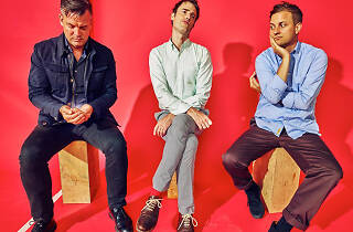 Battles + Once and Future Band