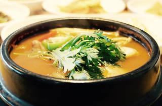 Arirang's Kimchee KongNahmool