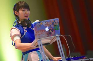 DJ Kana-chan live in KL