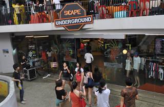 *scape underground