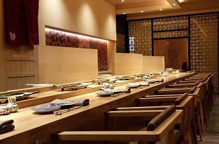Kyoku's interior