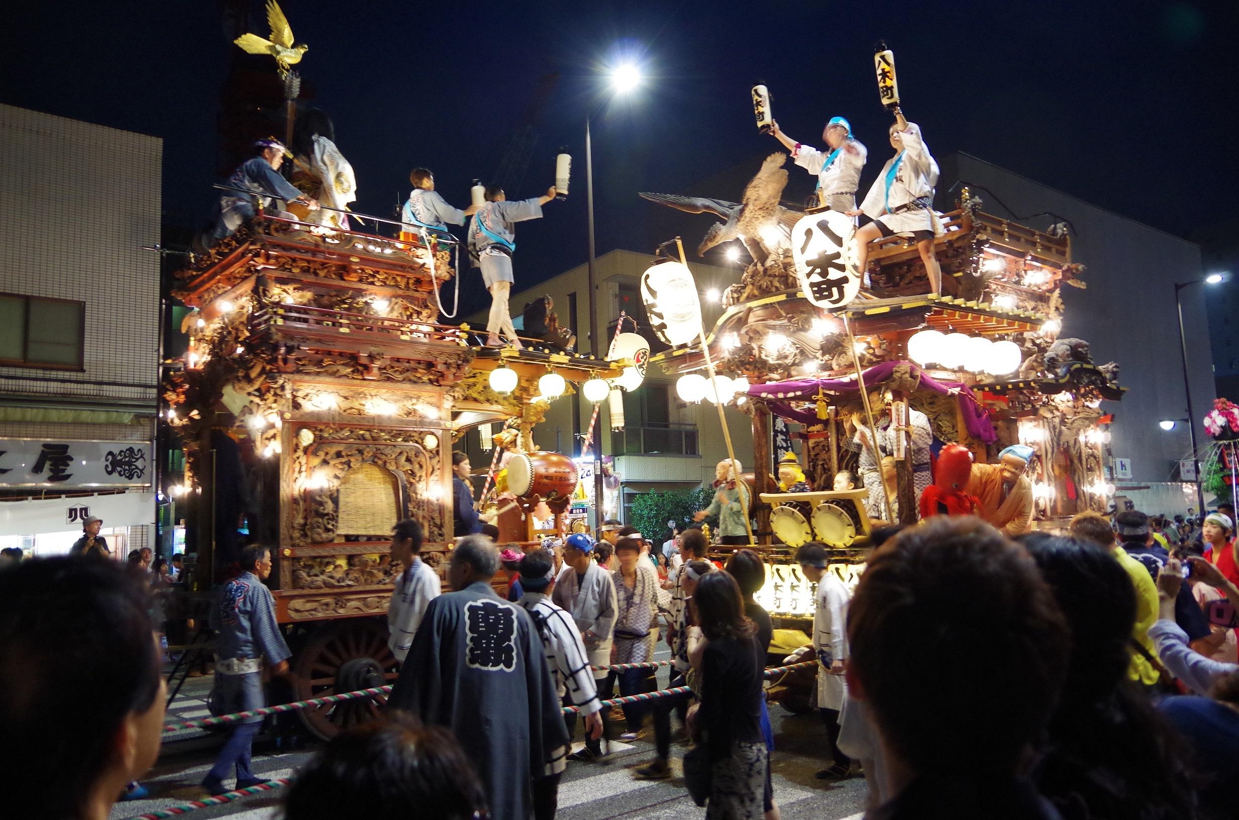 Hachioji Festival