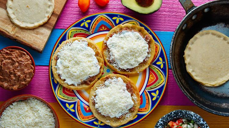 Menjar mexicà