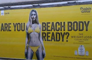 Sadiq Khan is putting a stop to body-shaming adverts on the tube