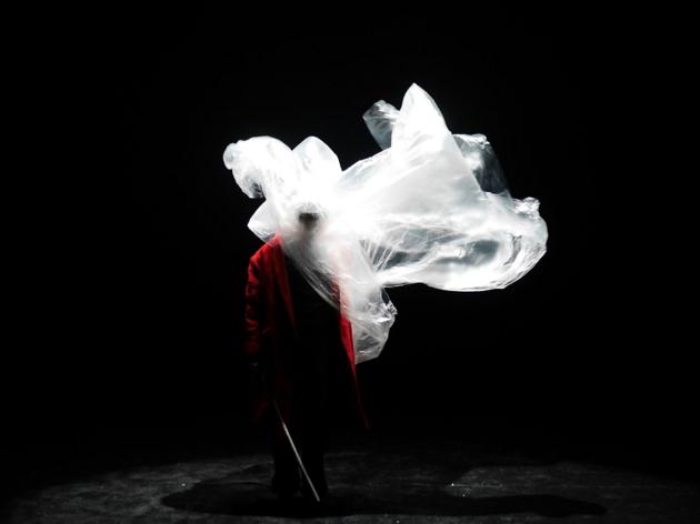 Nous, rêveurs définitifs (© Etienne Saglio )