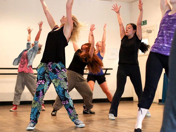The best dance classes in London, world dance at Danceworks