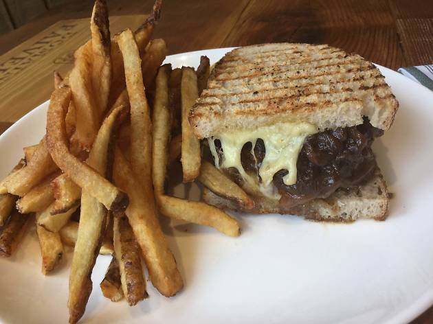 Patty Melt at Appellation