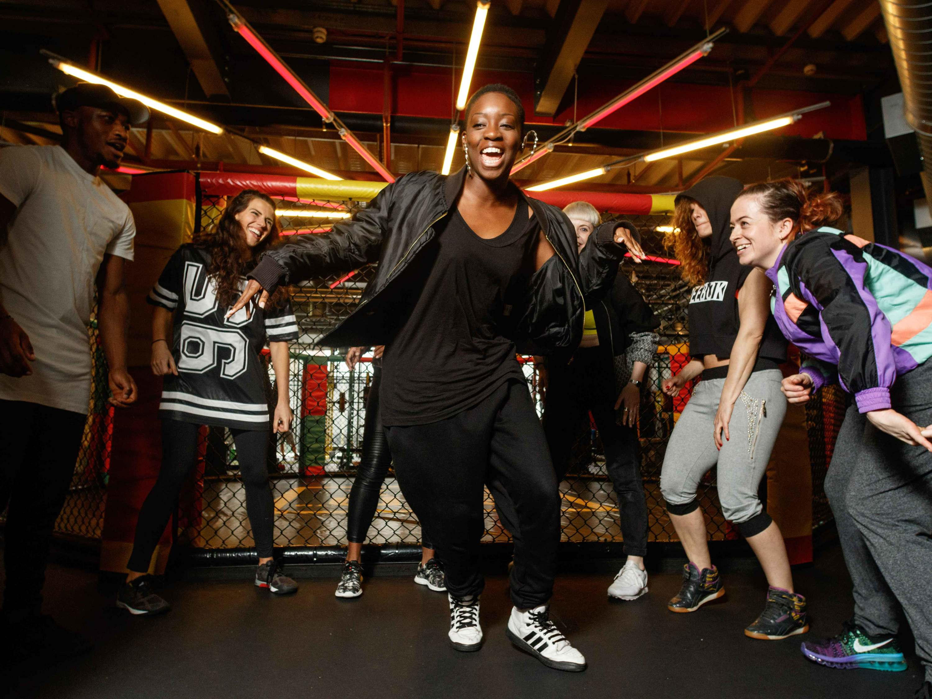 The best dance classes in London, new jack swing at gymbox
