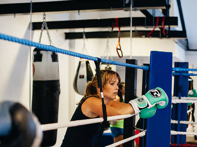 the best boxing gyms in London, 12 rounds