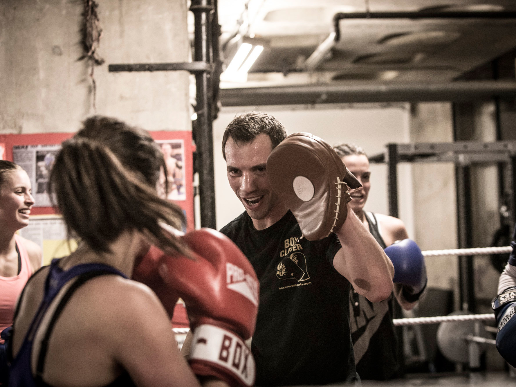 the best boxing gyms in London, box clever