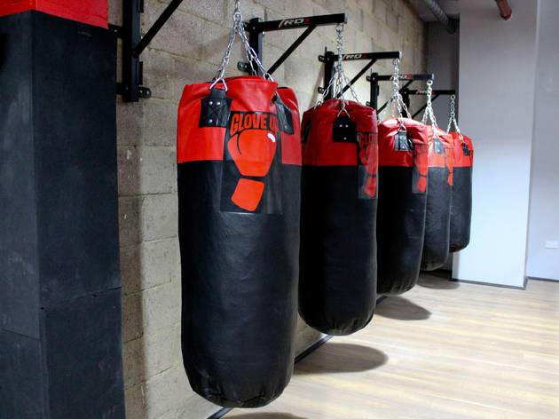 the best boxing gyms in London, glove up