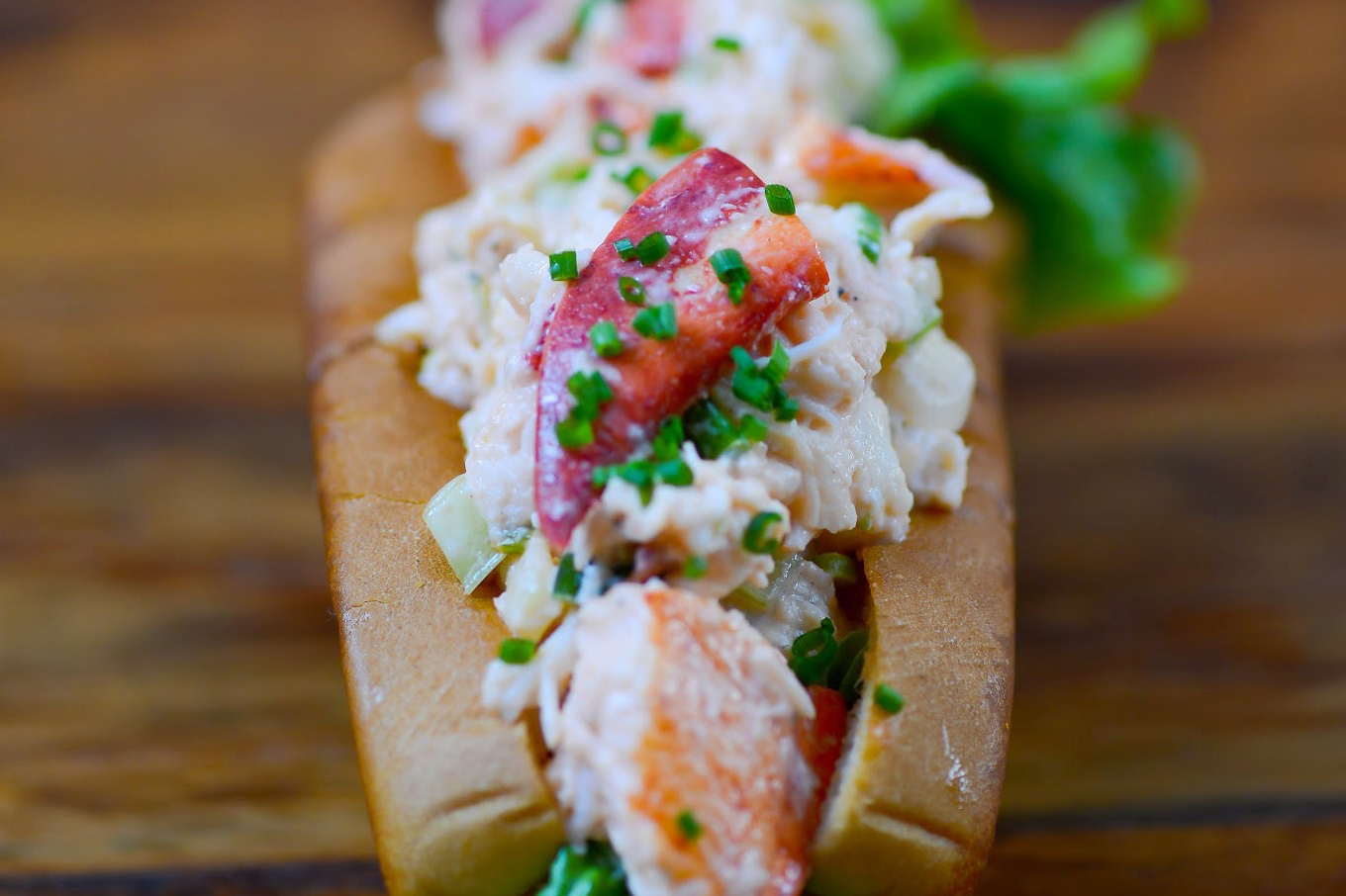 Lobster roll at Cull & Pistol