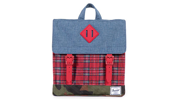 Survey backpack (Woodland Camo)