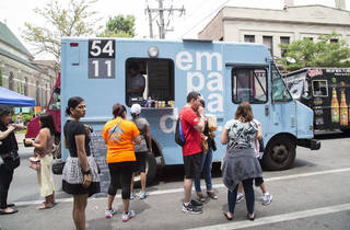 Logan Square Food Truck Social