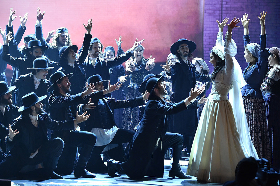 The best five videos from the 70th annual Tony Awards telecast