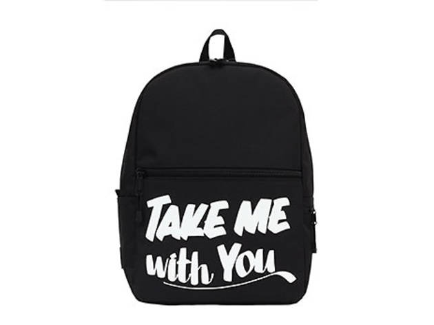 Baron Von Fancy x Mojo Take Me With You backpack