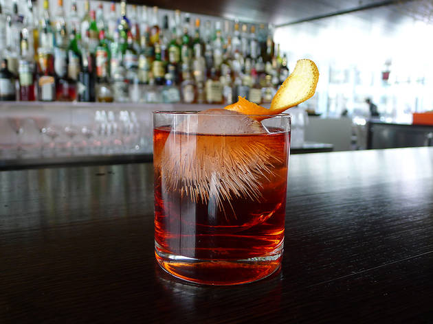 The best negronis in NYC