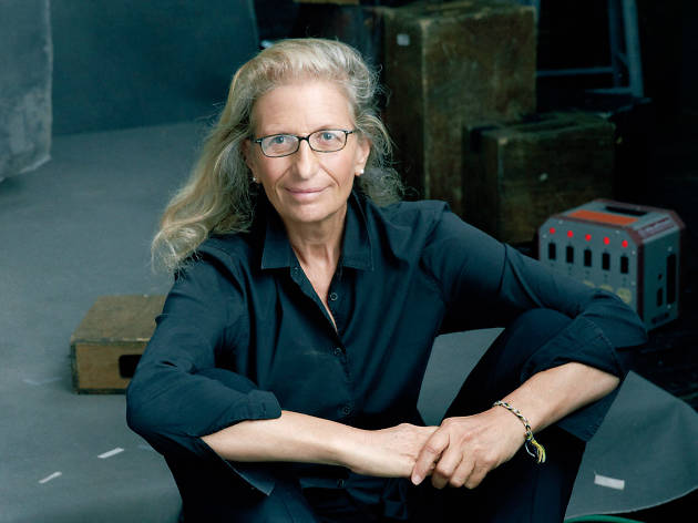Annie Leibovitz, New York City, 2012