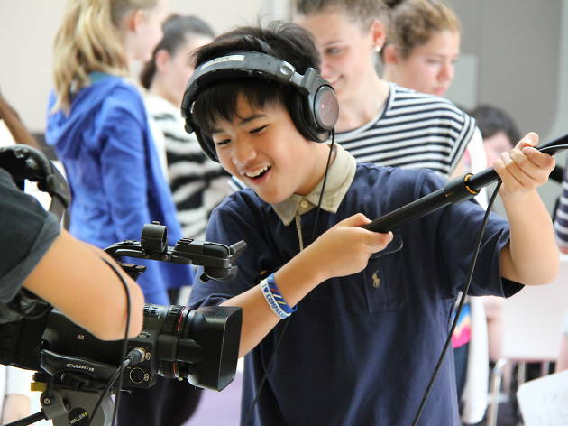 AFTRS Open School Holiday Courses