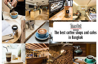 The best coffee shops and cafes in Bangkok