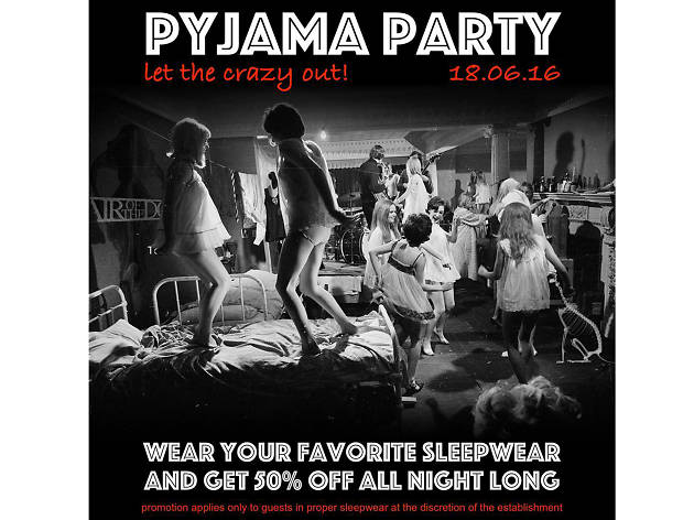 Pyjama Party in Bangkok