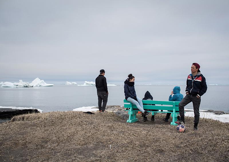 DOCfield>16: Aïllament. Joventut a Groenlàndia i Albània