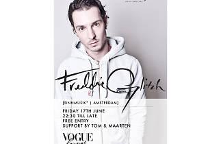 Freddie Glitch at Vogue Lounge in Bangkok