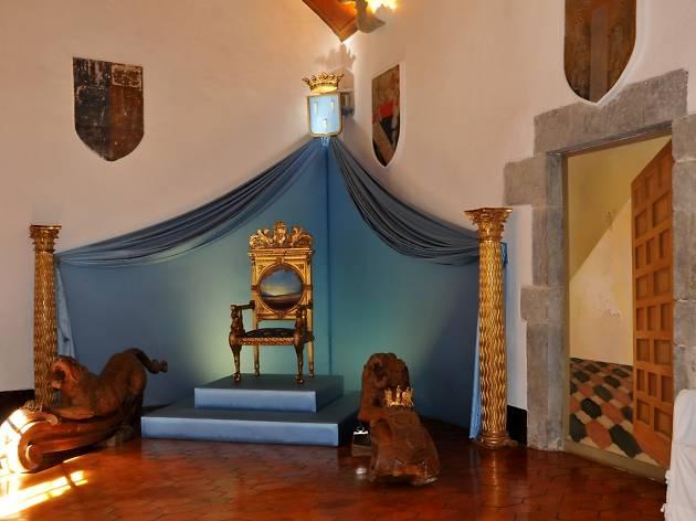 Castell de Púbol Gala Dalí