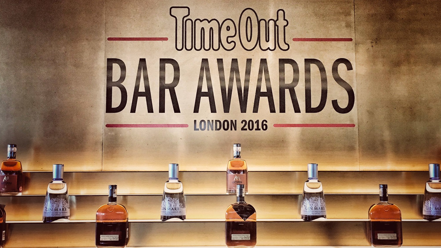 The best bar in London is...