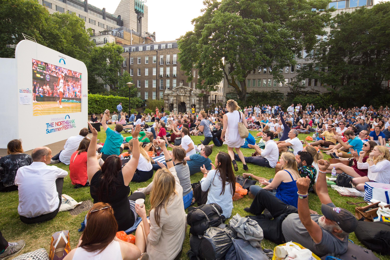 The Northbank Summer Festival
