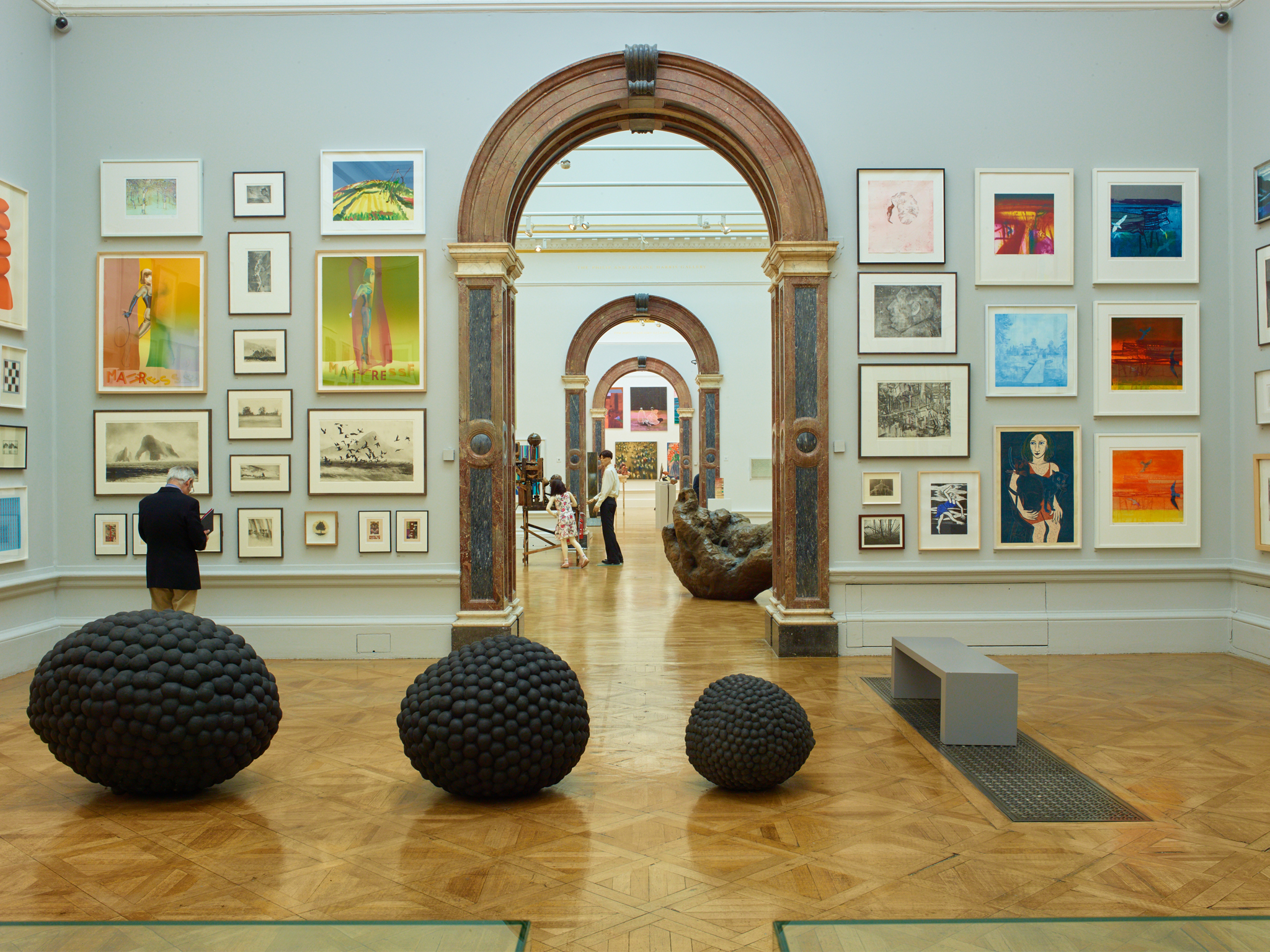The Summer Exhibition: Like Tinder, for art