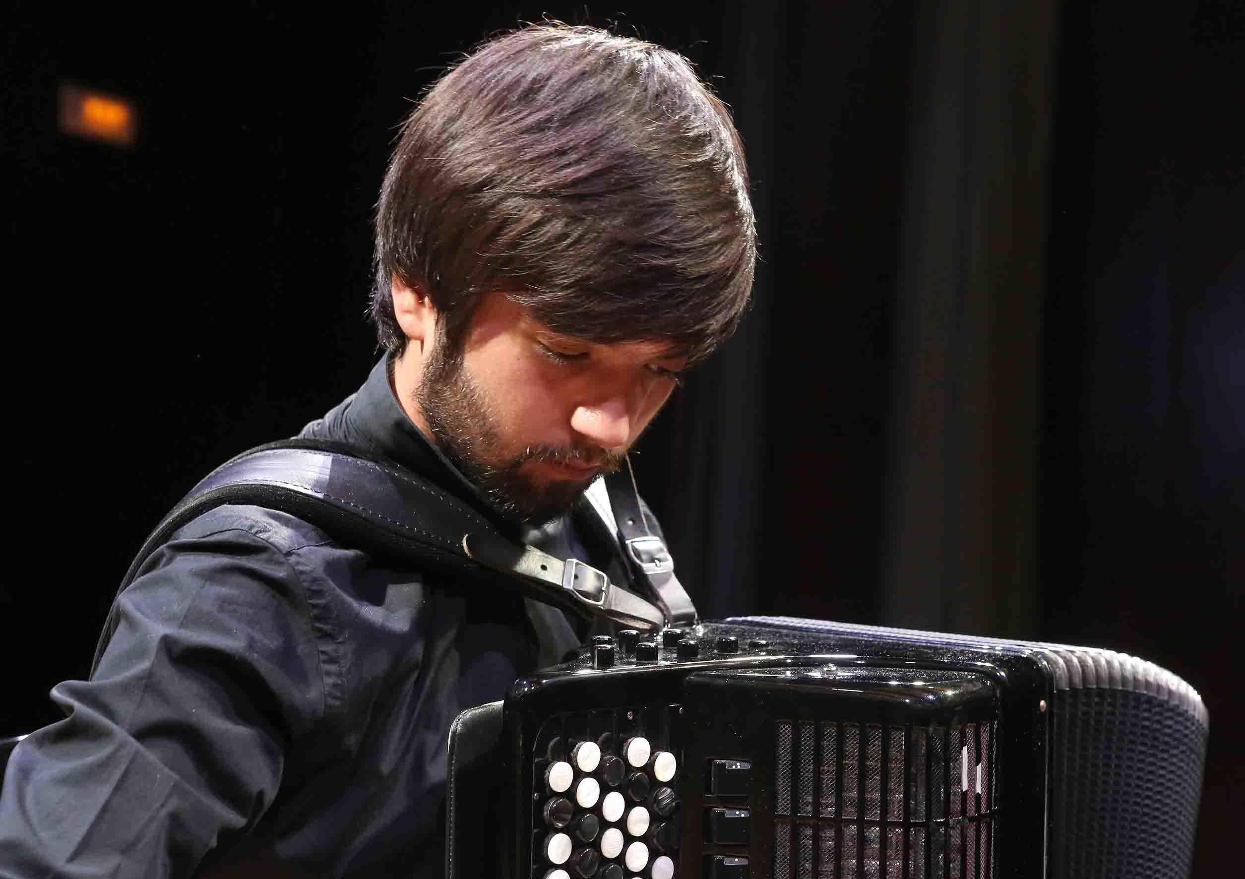 Música als parcs 2016: Nikola Tanaskovic