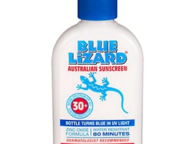 Blue Lizard Australian Sunscreen, Baby, SPF 30+