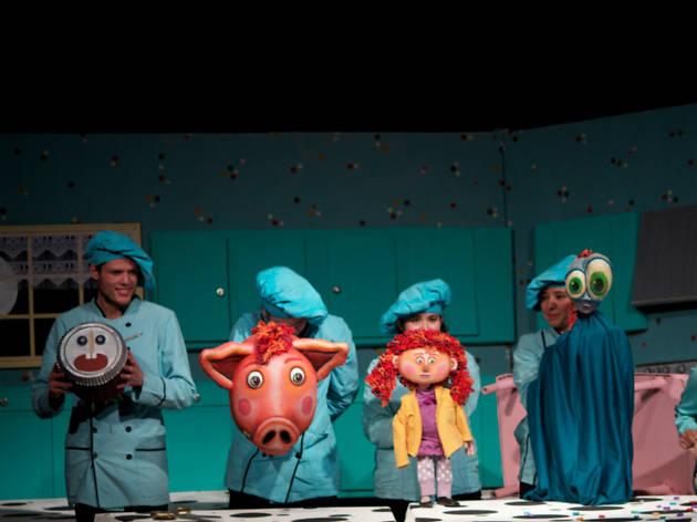 La Titería virtual, un opción de teatro gratis para niños