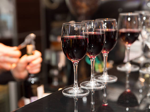 Five steps to becoming a wine snob in New York