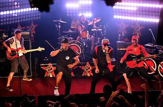 Prophets of Rage and Friends Anti-Inaugural Ball